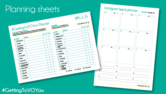 #GettingToVOYou planners