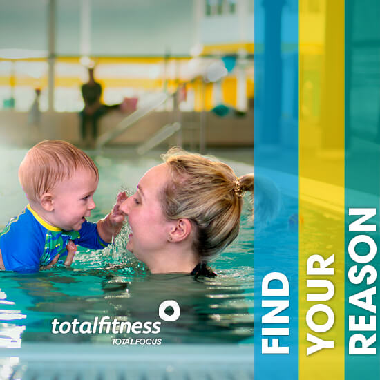 Total fitness social media campaign