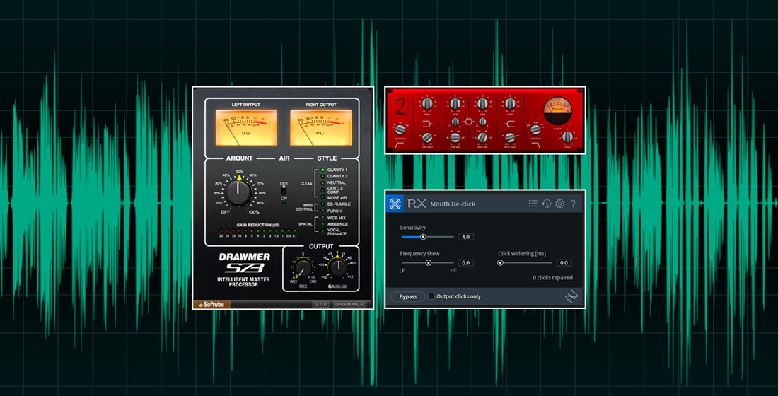 Effects stacks