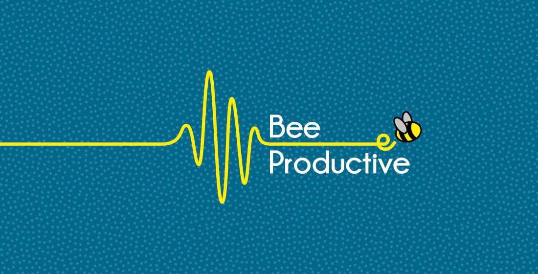 Bee Productive logo.
