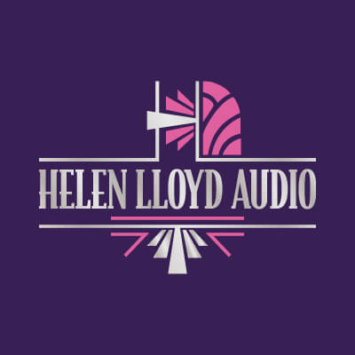 Helen Lloyd brand and website by Helen Bee B Double E