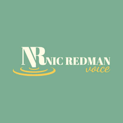 Nic Redman brand and website by Helen Bee B Double E