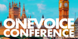 OneVoice 2021 – the hybrid conference