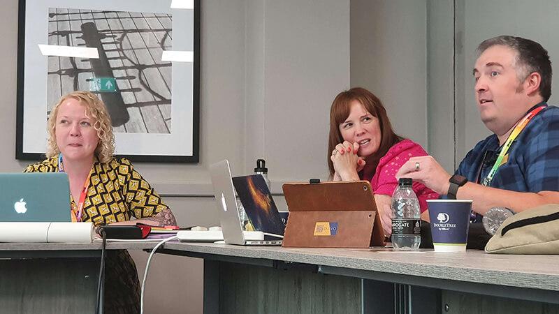 Helen's website workshop